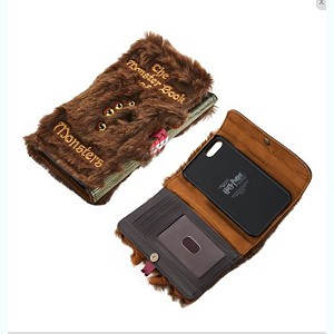 Universal Studios Wallet iPhone 6 / 7 / 8 Phone Case - Book of Monsters