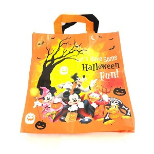 Disney Reusable Tote Bag - Let's Have Some Halloween Fun