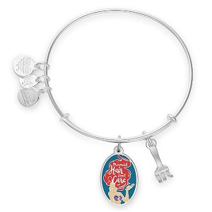 Disney Alex and Ani Bracelet - Ariel - Mermaid Hair Don't Care