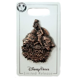 Disney Lion King Pin - Lion King Live Opening Day