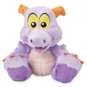 Disney Plush - Figment Big Feet - 10''