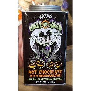 Disney Cocoa Mix w/ Marshmallows - Happy Halloween 2019