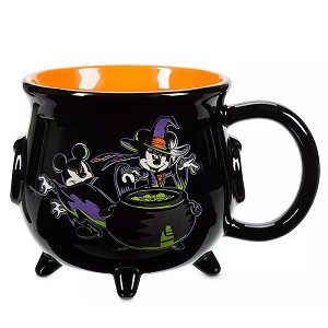 Disney Coffee Cup - Mickey and Minnie Mouse Cauldron