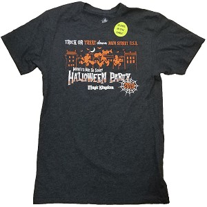 Disney Adult Shirt - Mickey's Not So Scary Halloween Party 2019