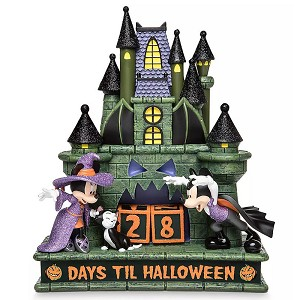 Disney Countdown Calendar - Mickey and Minnie Mouse Halloween