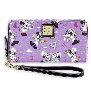 Disney Dooney and Bourke Bag - Epcot International Food & Wine Festival 2019 - Wallet