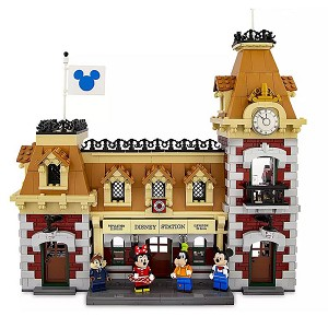 Disney Lego Playset - Train and Station