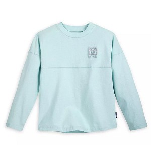 Disney Child's Shirt - Spirit Jersey - Arendelle Aqua