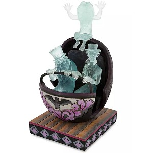 Disney Jim Shore Figure - Haunted Mansion Ghosts in Doom Buggy