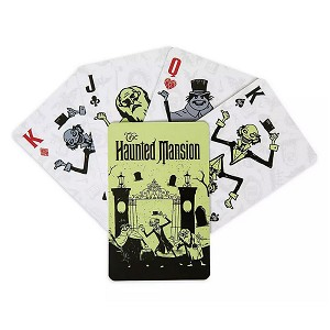 Disney Playing Cards - The Haunted Mansion