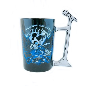 Disney Mug - Rock'N Roller Coaster - Mickey Mouse - Long Live Rock & Roll