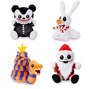 Disney Plush - Wishables Mystery Blind Bag - The Nightmare Before Christmas - Haunted Mansion Holiday Series