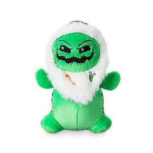 Disney Plush - Wishables - Oogie Boogie - Haunted Mansion Holiday Series - The Nightmare Before Christmas