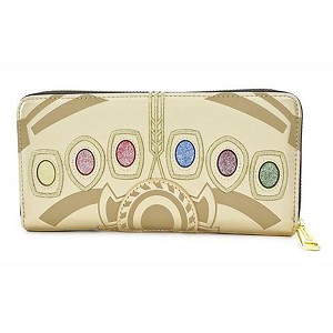 Disney Loungefly Bag - Marvel Infinity Gauntlet - Wallet