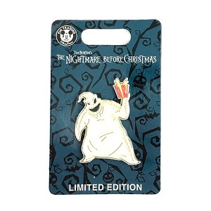 Disney Pin - Oogie Boogie - The Nightmare Before Christmas