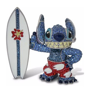 Disney Arribas Jeweled Figurine - Stitch