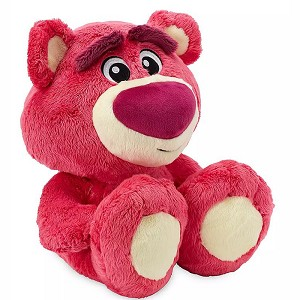 Disney Plush - Big Feet Lotso - Toy Story
