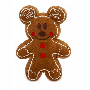 Disney Plush - Mickey Mouse Gingerbread Cookie - Scented - 12''