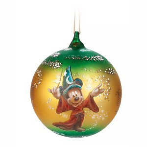 Disney Ornament - Sorcerer Mickey Mouse - 2019 Artist Series by Darren Wilson – Limited Release
