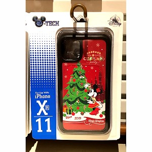 Disney iPhone X / Xs / 11 Pro Phone Case - Mickey's Very Merry Christmas Party - Minnie Mouse