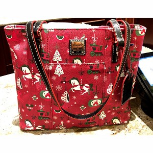 Disney Dooney & Bourke PASSHOLDER Bag - Disney Parks Holiday