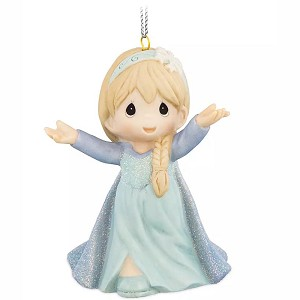 Disney Precious Moments Ornament - Elsa - Have a Magical Season