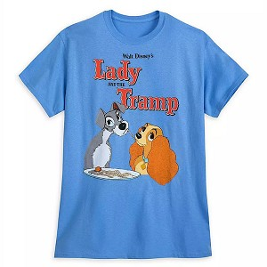 Disney Adult Shirt - Lady and the Tramp