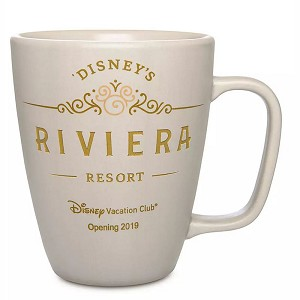 Disney Coffee Cup Mug - Riviera Resort