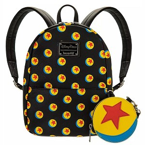 Disney Parks Loungefly Mini Backpack Bag - Pixar Ball