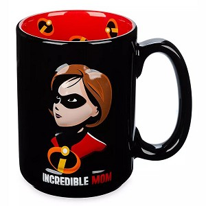 Disney Coffee Cup Mug - Elastigirl - Incredible Mom