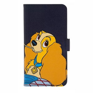Disney iPhone Xs Max Folio Case - Lady & The Tramp