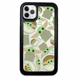 Disney 3-D iPhone Xs Max / 11 Pro Case - THE CHILD - Star Wars The Mandalorian - Black