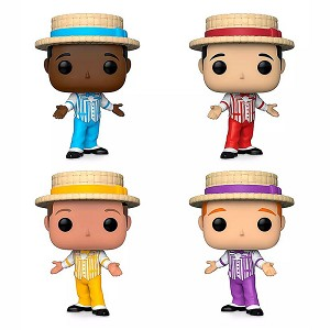 Disney Funko Pop Vinyl Figure Set - The Dapper Dans - Main Street USA