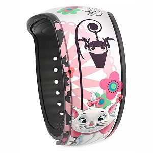 Disney MagicBand 2 Bracelet - Marie in Paris