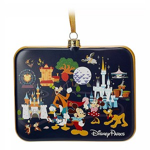 Disney Ornament - Mickey Mouse & Friends - Disney Park Life Collection