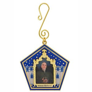 Universal Ornament - Salazar Slytherin Wizard Card - Harry Potter