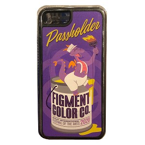 Disney iPhone 6s / 7 / 8 Case - Epcot Festival of the Arts 2020 - PASSHOLDER