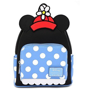 Disney Loungefly Mini Backpack Bag - Positively Minnie