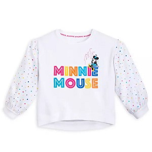 Disney Girls Pullover Shirt - Minnie Mouse