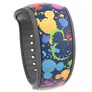 Disney MagicBand 2 Bracelet - Ink & Paint - Limited Release