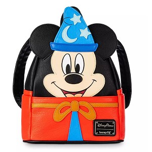 Disney Parks Loungefly Backpack - Sorcerer Mickey