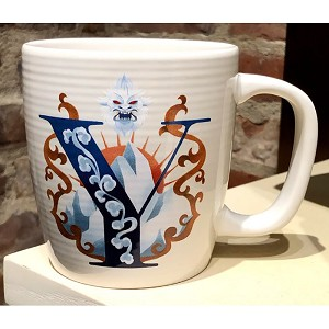 Disney Mug - Y is for Yeti / Expedition Everest - ABC Disney Letters