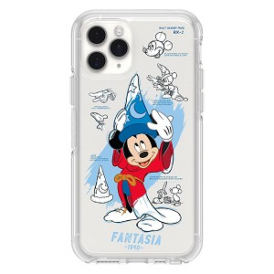 Disney iPhone 11 Pro Case by OtterBox - Ink and Paint - Sorcerer Mickey Mouse