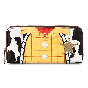 Disney Loungefly Wallet - Toy Story 4 Sheriff Woody
