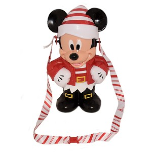 Disney Christmas Popcorn Bucket - Mickey Mouse Elf - 2019
