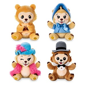 Disney Plush - Wishables Mystery Blind Bag - Country Bear Jamboree