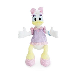 Disney Plush - Daisy Duck - Seersucker - 20''