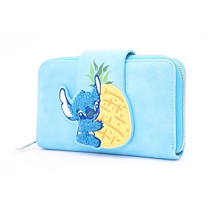 Disney Loungefly Wallet - Lilo & Stitch Pineapple
