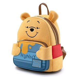 Disney Loungefly Mini Backpack Bag - Winnie the Pooh - Hunny Tummy