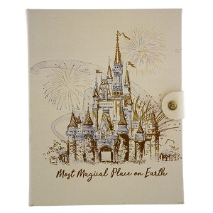 Disney  Journal - Cinderella Castle - Most Magical Place On Earth
